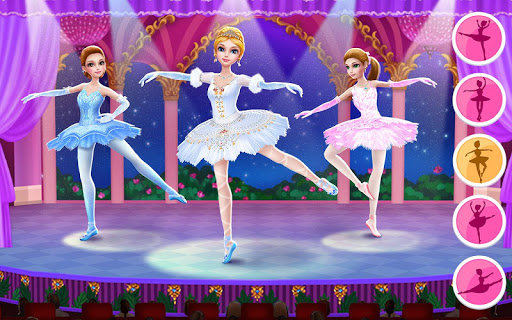 Pretty Ballerina - Dress Up in Style & Dance 1.5.3 screenshots 1