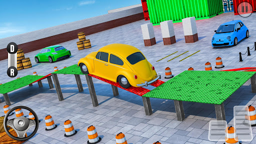Amazing Car Parking Multiplayer: 3D Parking Game 1.16 screenshots 4