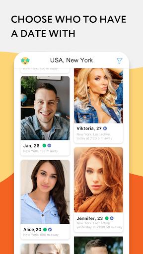 Mamba - Online Dating: Chat, Date and Make Friends  screenshots 17