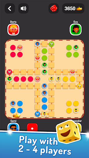 Ludo Trouble: German Parchis for the Parchis Star 2.0.26 Screenshots 24