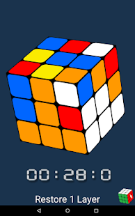 3D Cube Puzzle Screenshot