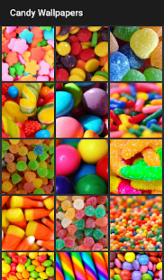 Candy Wallpapers Screenshot