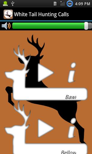 Whitetail Hunting Calls  screenshots 1