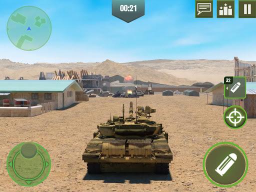 War Machines: Tank Battle - Army & Military Games 5.14.0 screenshots 9