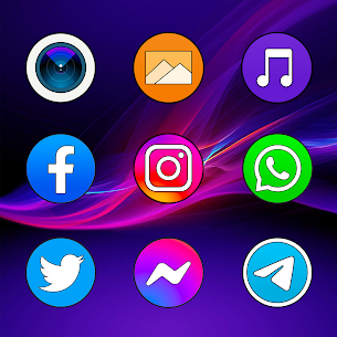 Xperia – Icon Pack v5.0 [Patched] 3