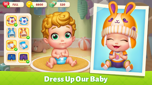 Baby Mansion-home makeover 1.023.5066 screenshots 1