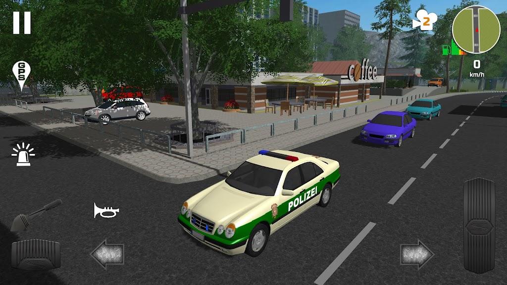 Police Patrol Simulator poster 4