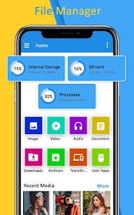 Free File Manager with Cloud Storage Apk Download 2021 1