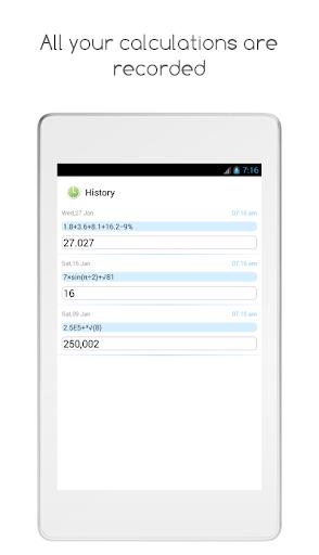 Quickey Calculator - Free app modavailable screenshots 17