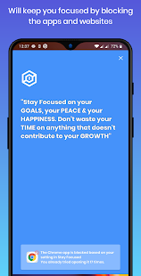 Stay Focused - App Block & Website Block Screenshot