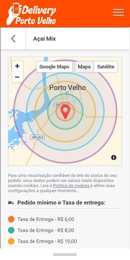 Porto Velho - Delivery  screenshots 4