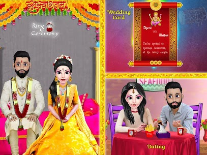 New Indian Wedding Makeup Dressup Game 2020 1.0.8 Download Mod Apk 2
