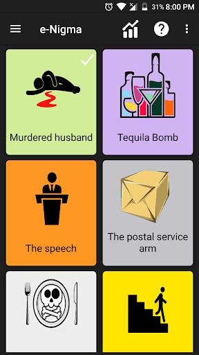 e-nigma screenshot 1