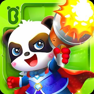 Little Panda&#39s Hero Battle Game