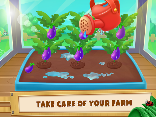 Farm House - Farming Games for Kids apkmr screenshots 8