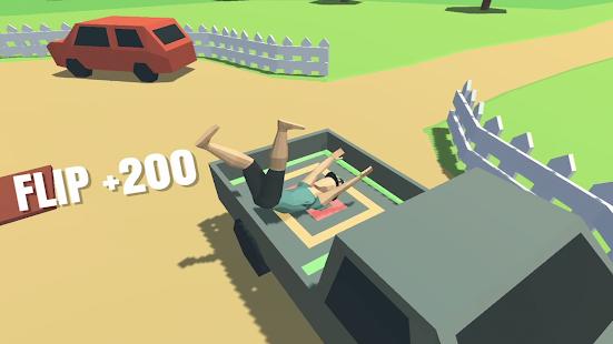 Flip Trickster - Parkour Simulator 1.10.0 APK + Mod (Unlimited money) إلى عن على ذكري المظهر