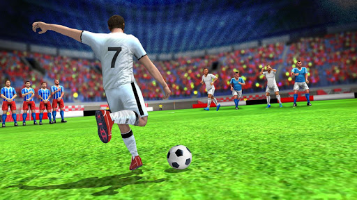 Football Soccer League - Play The Soccer Game android2mod screenshots 7