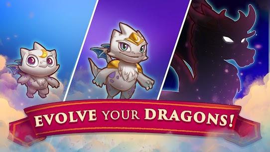 Merge Dragons! MOD (Free Shopping) 3