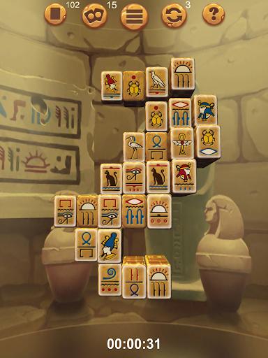 Doubleside Mahjong Cleopatra 2.9 screenshots 18
