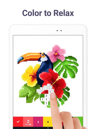 Pixel Art: Color by Number  Screenshots 17