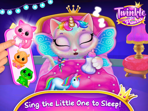 Twinkle - Unicorn Cat Princess 4.0.30010 screenshots 12