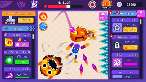Idle Beat Up android2mod screenshots 15