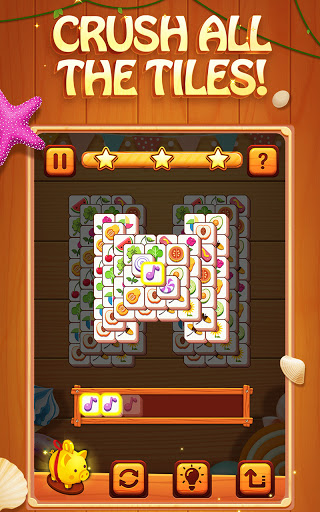 Tile Master - Classic Triple Match & Puzzle Game  screenshots 20