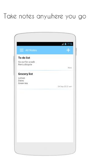 Keep My Notes - Notepad, Memo and Checklist modavailable screenshots 1