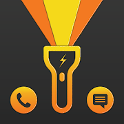 Flash alert on call and message - Blink Flashlight