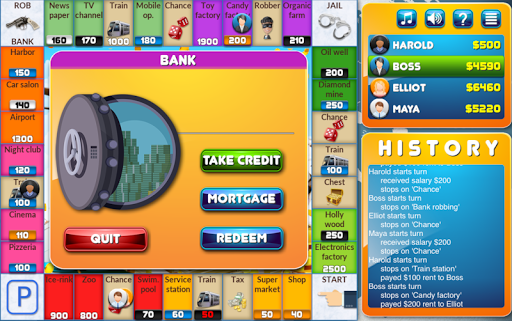 CrazyPoly - Business Dice Game  Screenshots 11