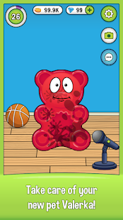 My talking Valerka (Virtual Pet Game) 4.1.9 screenshots 1