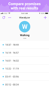 Wanalyzer - Whatsagent for Apps Time Tracker