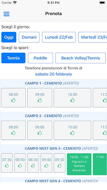 Circolo Tennis Ruffano screenshot 5