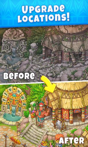 Vegamix Match 3: Adventure quest game screenshots 3