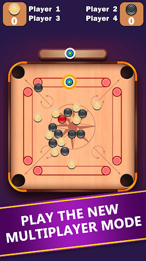 Carrom Disc Pool : Free Carrom Board Game 3.2 screenshots 1