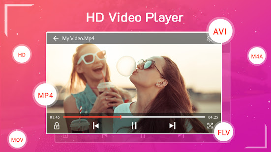 Image For HD Video Player - Full HD Video Player Versi 1.0 1
