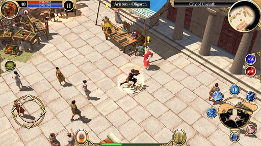 Titan Quest: Legendary Edition apktreat screenshots 1