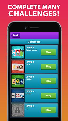 Color Mania Quiz - Guess the logo game screenshots 4