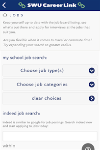 SWU Career Link For Pc, Windows 7/8/10 And Mac Os – Free Download 2