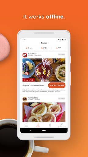 Booky - Food and Lifestyle 4.32.0 Screenshots 6