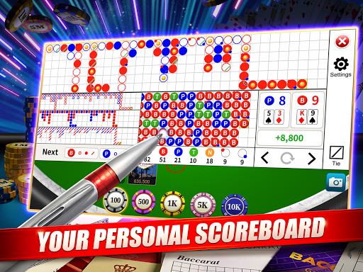Dragon Ace Casino - Baccarat filehippodl screenshot 7