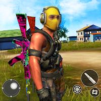 FPS Battle Royale: Free Pixel Gun Shooting Game 3D