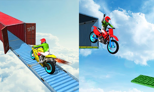 Bike Stunt Games - Bike Games apktram screenshots 2