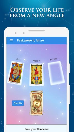 Tarot of Love, Money & Career - Free Cards Reading android2mod screenshots 1