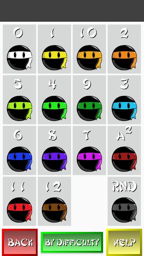Multiplication Ninja 31 screenshots 11