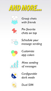 Magic Chat » Smart SMS & MMS, Fast, Secure & Free
