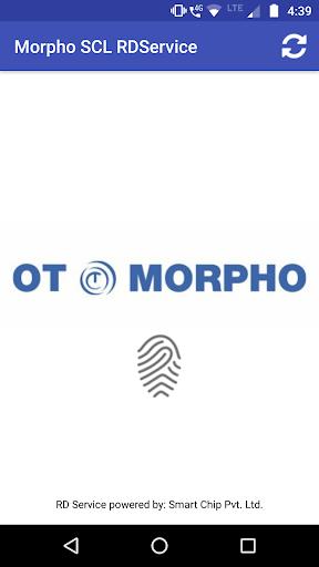 Morpho SCL RDService  Screenshots 1
