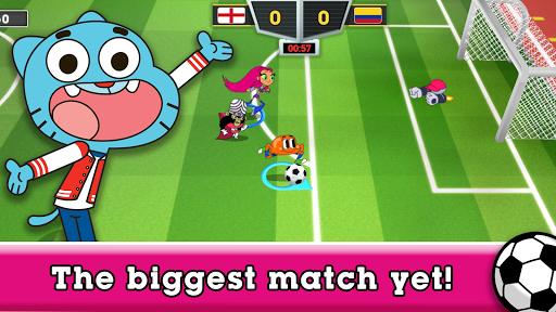 Toon Cup 2020 - Cartoon Network's Football Game apktreat screenshots 1