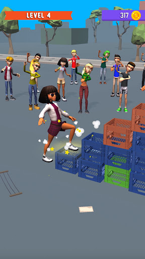 Milk Crate Challenge apkdebit screenshots 1
