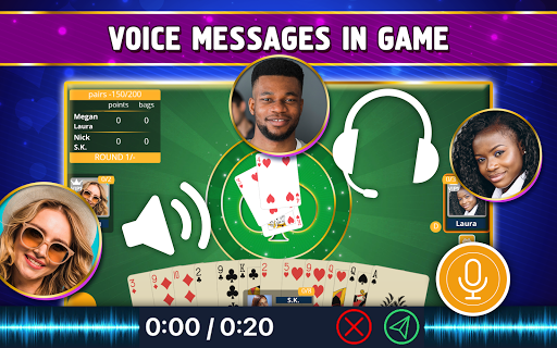 VIP Spades - Online Card Game screenshots 16